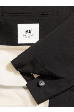 Double-layered wool jacket - Black - Men | H&M CA 4