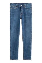 Uni Jean 1 - Dark denim blue - Ladies | H&M 2