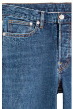 Uni Jean 1 - Dark denim blue - Ladies | H&M 4