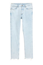 Uni Jean 1 - Light denim blue -  | H&M CA 2