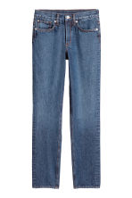 Uni Jean 2 - Dark denim blue -  | H&M CN 2