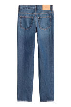 Uni Jean 2 - Dark denim blue -  | H&M CN 3
