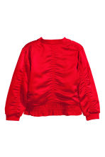 Reversible bomber jacket - Dark red - Kids | H&M 2