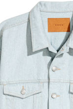 Uni Jacket 2 - Light denim blue - Men | H&M 4