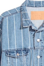 Uni Jacket 2 - Denim blue/Striped - Men | H&M 2