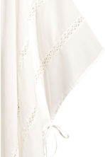 Poncho - Natural white - Ladies | H&M 2