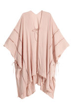 Poncho - Powder pink - Ladies | H&M 1