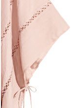 Poncho - Powder pink - Ladies | H&M CA 2