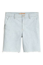 Uni Shorts - Light denim blue - Men | H&M 2