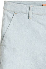 Uni 短褲 - Light denim blue - Men | H&M 4