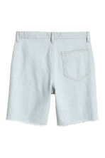 Uni Shorts - Light denim blue - Men | H&M 3