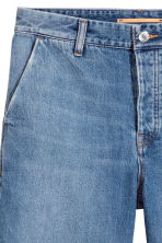 Uni Shorts - Bleu denim -  | H&M FR 4