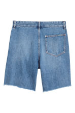 Uni Shorts - Denim blue - Ladies | H&M 3