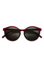 Sunglasses - Burgundy - Ladies | H&M 2