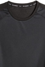 Ultra-light running top - Black - Men | H&M 5