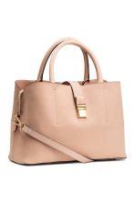 Leather handbag - Powder - Ladies | H&M CN 2