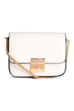 Small shoulder bag - White - Ladies | H&M CN 2