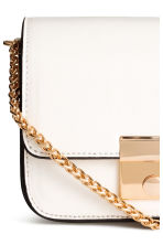 Small shoulder bag - White - Ladies | H&M CN 4