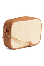 Shoulder bag - Natural white/Beige - Ladies | H&M CN 2