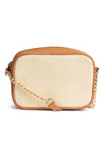 Shoulder bag - Natural white/Beige - Ladies | H&M CN 1