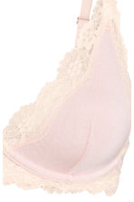 Underwired modal jersey bra - Light pink - Ladies | H&M 3