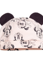 3-part jersey set - Powder pink/Minnie Mouse - Kids | H&M 3