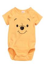 3 Part Jersey Set Yellow Winnie The Pooh H Amp M Gb
