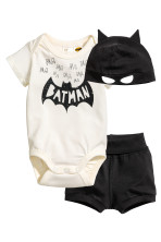 Blanco/Batman
