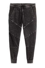 Biker joggers - Dark grey - Ladies | H&M CN 2