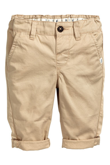 Chinos - Beige - BAMBINO | H&M IT 1