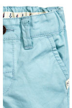 Chinos - Light blue -  | H&M 2