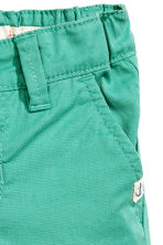 Chinos - Verde -  | H&M IT 2