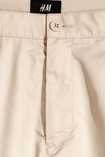 Short chino shorts - Beige - Men | H&M 3