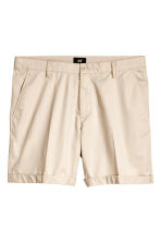 Short chino court - Beige - HOMME | H&M FR 2