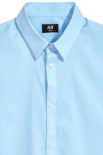 Stretch shirt Slim fit - Blue - Men | H&M 3