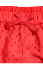 Cotton shorts - Red - Kids | H&M 2