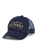 Dark blue/California
