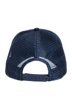 Cap - Dark blue/California - Ladies | H&M 2