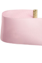Satin choker - Light pink - Ladies | H&M CN 2