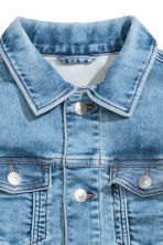 Denim jacket - Denim blue - Kids | H&M CN 3