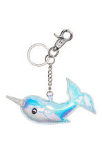 Keyring - Turquoise/Fish - Ladies | H&M 1