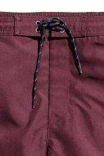 Swim shorts - Burgundy - Men | H&M CN 3