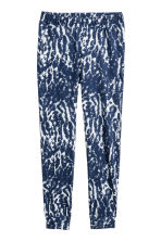 Harem pants - Dark blue/White - Kids | H&M 2