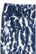 Harem pants - Dark blue/White - Kids | H&M 3