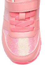 Shimmering trainers - Pink - Kids | H&M 3