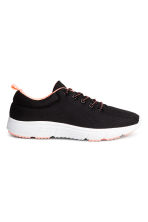 Sneakers in mesh - Nero - BAMBINO | H&M IT 1