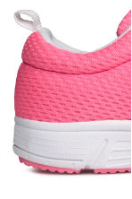 Baskets en mesh - Rose fluo - ENFANT | H&M FR 4