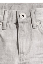 Denim shorts - Grey washed out - Kids | H&M 4