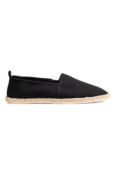 Espadrilles - Black - Men | H&M 1