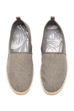 Espadrilles - Grey - Men | H&M 2